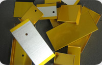 Metal Stamped Aluminum Cover Shields for the Power Converter Industry in Illinois & Maryland