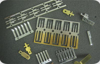 Metal Stamped Stainless Steel Terminals for the Insert Molding & Automotive Industry in Illinois